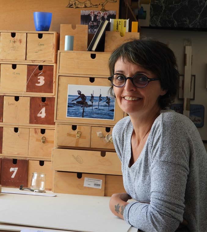 Rachel Debreuve Encadrement l'Yonne