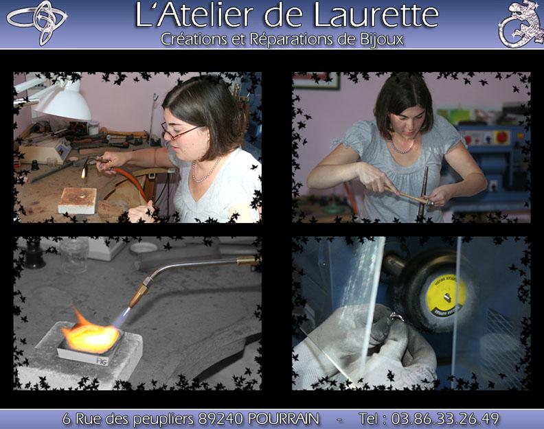 Laurette Michel Bijoutier l'Yonne