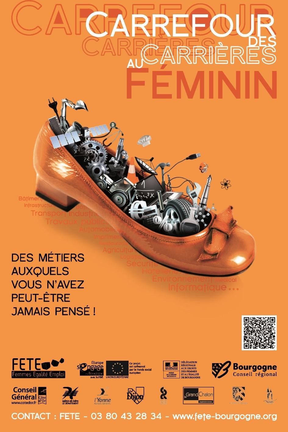 Carrefour des Carrières au Féminin